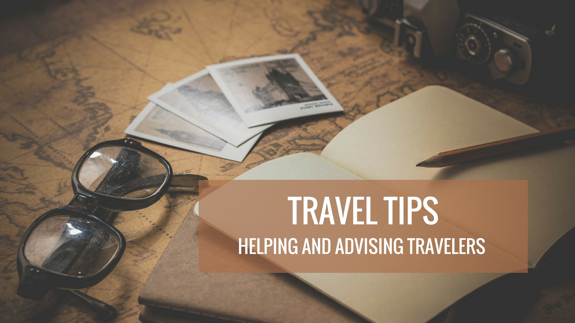 Travel tips for travellers