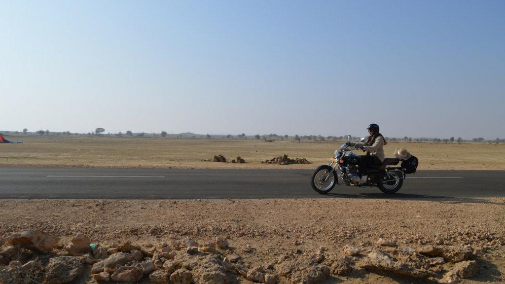 Jaipur to Jaisalmer Motorcycle Trip