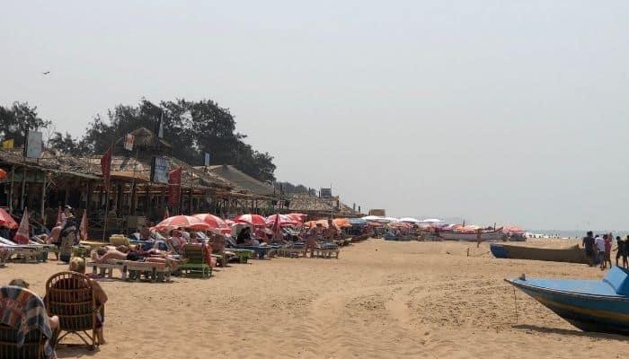 Baga Beach Goa Sightseeing
