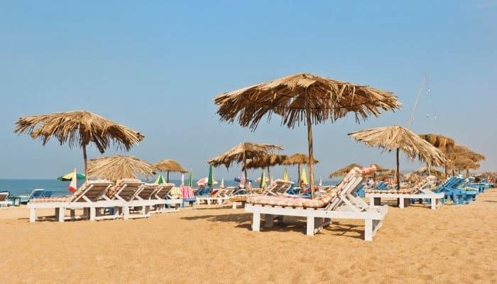 Best Beaches to Visit in Goa Calangute beach