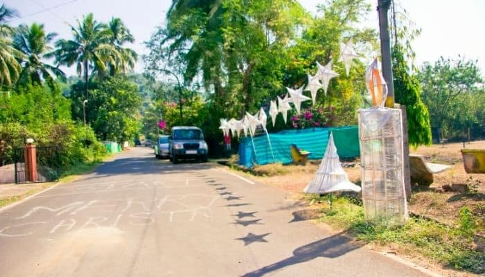 Christmas in Goa Things to Do