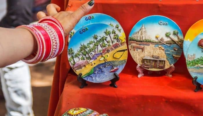 Goa Gandhi Market Places to Visit Margao