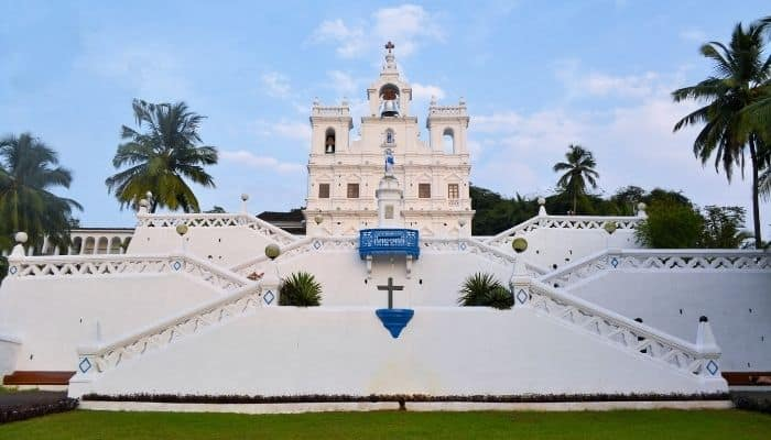 Panaji Our Lady of the Immaculate Conception Church, Goa