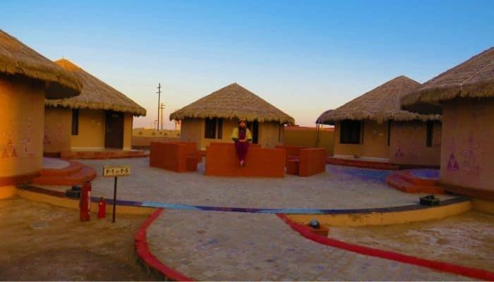 Camping in Rann of Kutch Gujarat Tourism