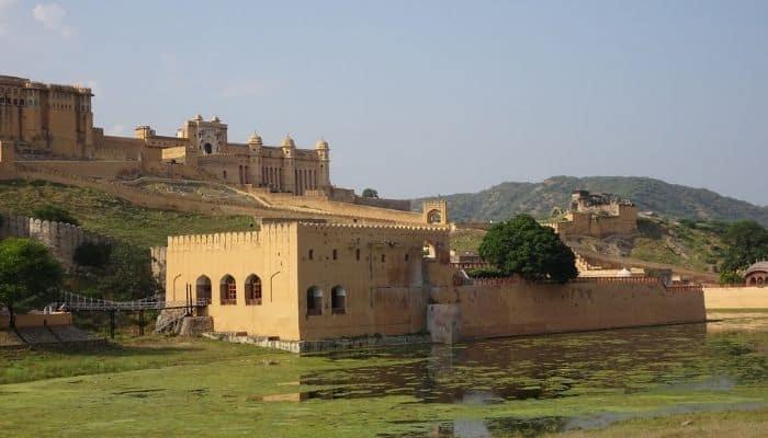 Amer Fort Jaipur Tourist Places