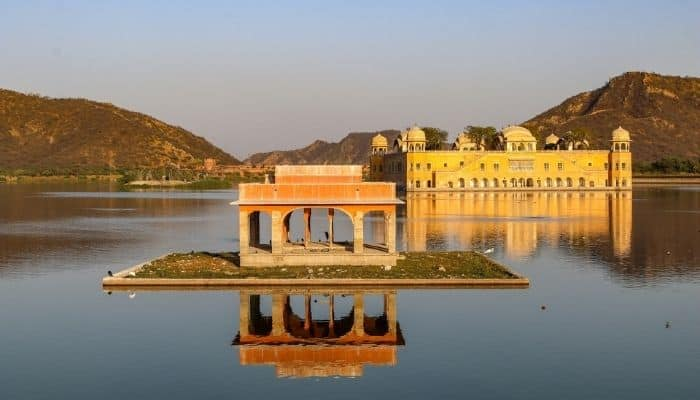 Jal Mahal Jaipur Sightseeing Tour