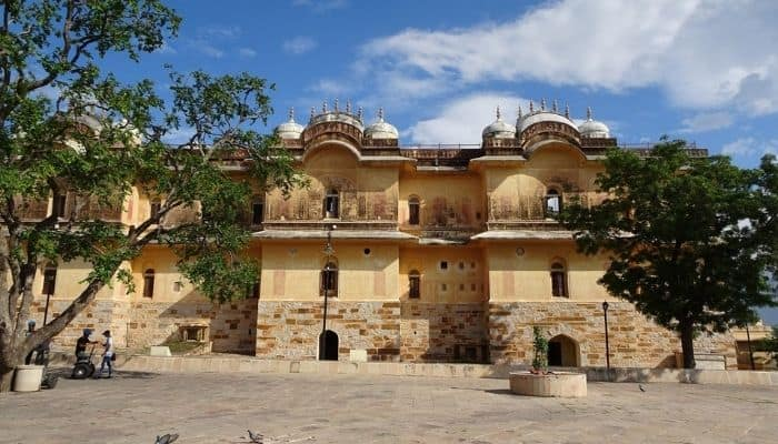 Nahargarh Fort Places to Visit in Jaipur