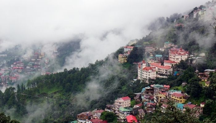tourist place in Himachal Shimla